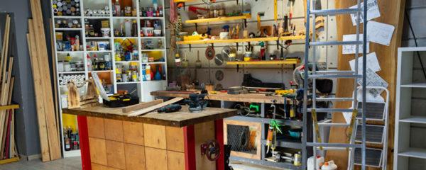 Garage bricolage
